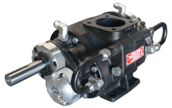 image of a 600R Rubberized AC Pump