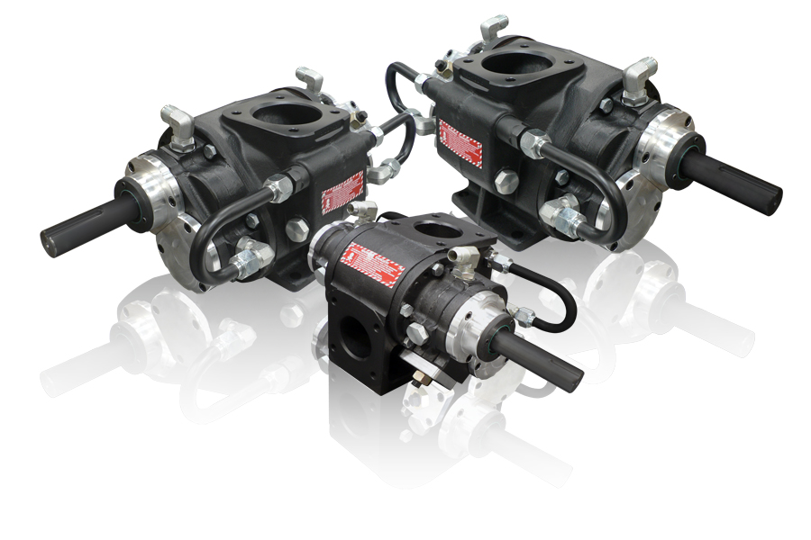 BearCat Pumps Virgin Asphalt Pumps